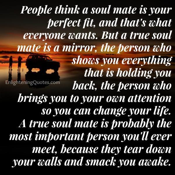 A True Soulmate