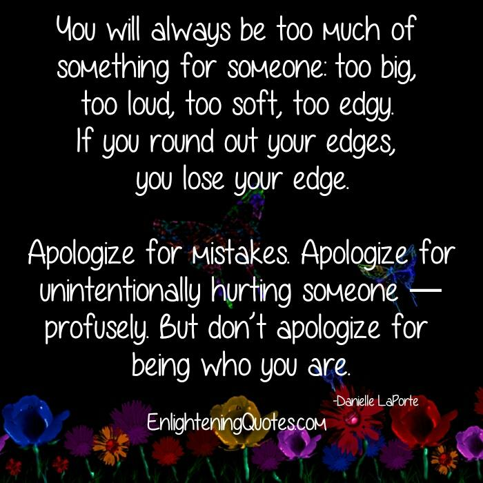 If you unintentionally hurt someone