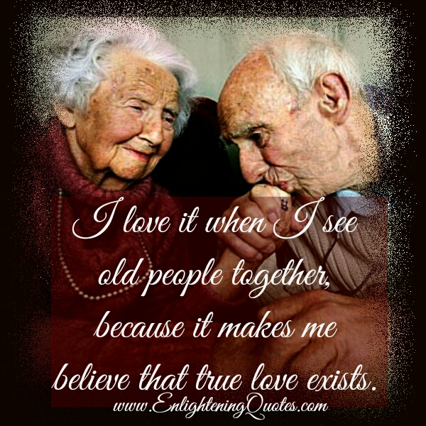 True love exists