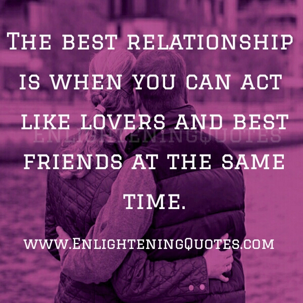 What is the best Relationship?