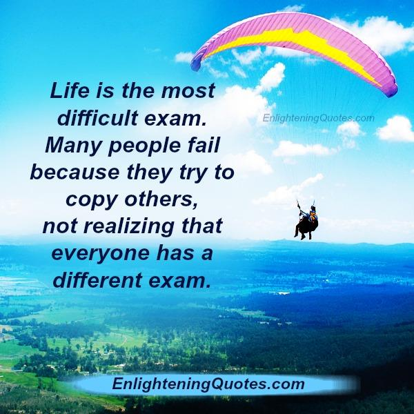 Why many people fail in life?